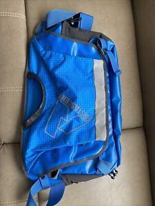 New Eddie Bauer Messenger Bag Laptop Bag First Ascent Blue