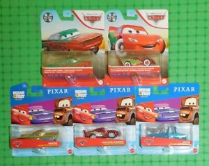 2020 Disney Pixar Cars - Holiday Edition & Exclusive Pixar Fest Set of 3 w/Mater