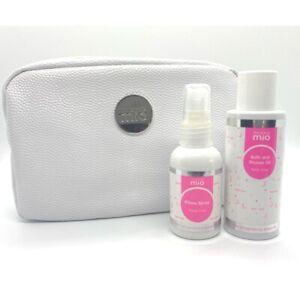 Mama Mio Sleep Easy Pack - Pillow Spray 50ml And Bath and Shower Oil 100ml
