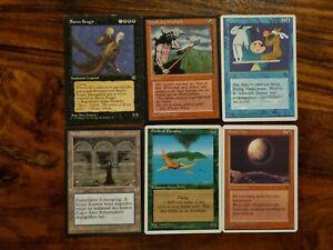 Magic Karten Sammlung Sammeln Deutsch Englisch