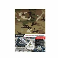 MC compatible Milspec adhesive fabric wrap, Waterproof, IR camouflage MAMMOTH