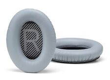 Ear cushion pads for Bose QuietComfort 35 and QC35 II headphones - Grey