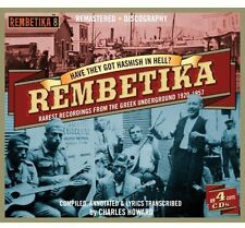 Rembetika-Have They Got Hashish In Hell? - 4 DISC SET - Rembetik (2013, CD NEUF)