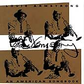 LOUIS ARMSTRONG AN AMERICAN SONGBOOK CD