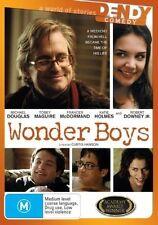 WONDER BOYS – MICHAEL DOUGLAS, TOBEY MAGUIRE, ROBERT DOWNEY JR BRAND NEW DVD R4