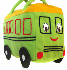 Tickles Kids School Bus Bag Soft Toy Birthday Boys Girls Gift AT-B001
