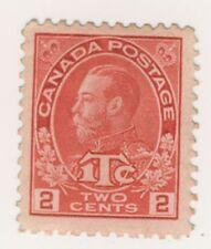 Canada Stamp Scott # MR3 2-Cents Admiral War Tax MH