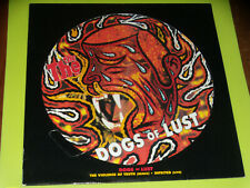 MAXI 45 - 12' - THE THE - DOGS OF LUST - PICTURE DISC - 1992