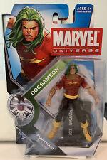 Marvel Universe, Doc Samson, # 002, 3.75�, Hulk, Shield, Avengers, Rare, Mosc