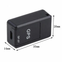 GPS Realtime Tracker Car Truck Vehicle Mini Spy Tracking Device GSM GPRS New