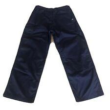 CRAG HOPPER Navy Blue Ladies Walking Hiking Casual Trousers UK 14R