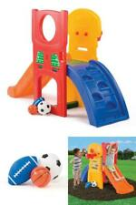 Sports Climber Toddler Jungle Gym Slide Kids Indoor/Outdoor Play Ground Durable