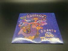Santana Feat. Rob Thomas –Smooth 1999 CD Single Rock Latin Pop Electronic House