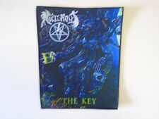 NOCTURNUS THE KEY SUBLIMATED BACK PATCH