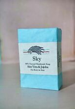 100% NATURAL HANDMADE SOAP!!  WILD SAGE CO!! SKY SCENT!!