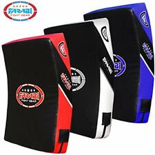 "Farabi Quad Boxing MMA Muay Thai Martial Arts Hook "" Jab Punch Kick Pads Target"