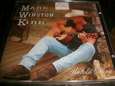 MARK WINSTON KIRK - Untold Story - NEW SEALED CD - Texas Country