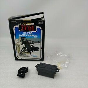 Star Wars Vintage 1982  Kenner Tri-Pod Laser Cannon Parts Lot 100% ORIGINAL *