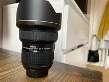 NIKON AF-S 14-24 mm f/2.8G ED Wide-angle Zoom Lens