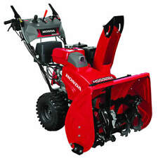 "Honda HSS928A (28"") 270cc Two-Stage Snow Blower w/ 12-Volt Electric Start"