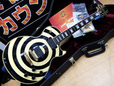 2003 Gibson Custom Shop Zakk Wylde Les Paul Bullseye Electric Guitar w/HC