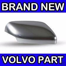 Volvo S40 V50 (04-06) C70 (06-07) (Matt Chrome) main droite porte miroir couverture arrière