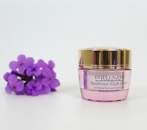 New Estee Lauder Resilience Multi-Effect Tri-Peptide Face and Neck Creme, ~15ml