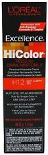 L'Oreal Excellence HiColor Deep Auburn Red, 1.74 oz (Pack of 9)