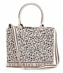 Victoria Secret LEOPARD TOTE LIMITED EDITION - NEW WITH TAG