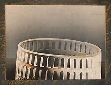 "Peter Paul, ""Kolloseum im Rahmen"", 1976 Lithografie, handsigniert"