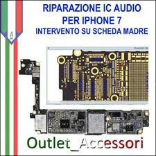 Riparazione Cambio IC Problema Audio U3101 Scheda Madre Apple Iphone 7 Chip Code