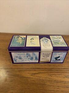 Vintage Cadbury Chocolate Biscuits Tin - (90's)