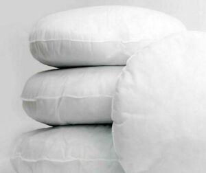Round Cushion Pad Inner Circular Pillows Filler Floor Insert crumb foam filler