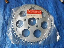 NEW 47 TOOTH REAR SPROCKET HARLEY DAVIDSON FL FX SHOVELHEAD 1973-1984. 41470-73B