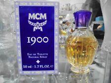 MCM 1900 50ml spray woman rare vintage perfume