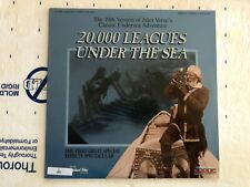 20,000 Leagues Under The Sea LD 1916 Version of Jules Verne