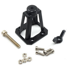 Steel spare wheel carrier for 1:10 RC trucks may suit Losi Axial Vaterra.Tamiya