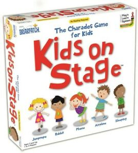 NEW Kids On Stage Charades from Mr Toys