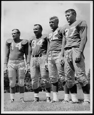 1952 lions hofer Bobby Layne Doak Walker Bob Hoernschmeyer & Pat Harder 8x10