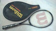 Wilson Europa Ace Tennis Racket - Aerodynamic High Beam Series with Cover