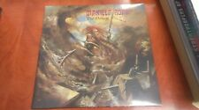 "MANILLA ROAD ""THE DELUGE"" ULTRA CLEAR VINYL LP LTD REISSUE NEW"