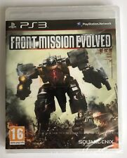 PS3 Front Mission Evolved (2010), UK Pal, Brand New & Factory Sealed