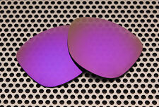 New Volt Polarized Purple Replacement Lenses for Oakley Frogskins