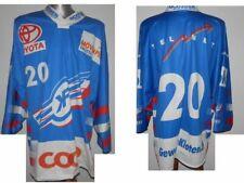 KLOTEN FLYERS Swiss Ice Hockey Shirt #20 Eishockey JERSEY MAGLIA senior size XL