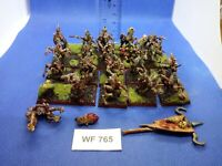 Warhammer Fantasy/40K/KOW - Ghouls/Plaguebearers of Nurgle Proxy Painted - WF765