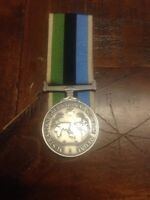 Replica Mini AUSTRALIAN OPERATIONAL SERVICE MEDAL! Greater Middle East!