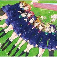 Love Live The School Idol Movie Original Soundtrack Japan Anime Music CD NEW