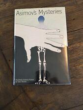 ISAAC ASIMOV'S - Asimov's Mysteries Copywright 1968 - SIGNED BY ISAAC ASIMOV