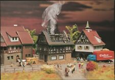 Vollmer kit 49538 NEW Z HOUSE ON FIRE