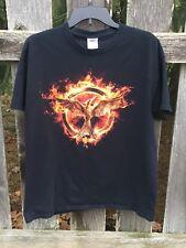 - Hunger Games Mocking Jay Men's T-Shirt Large
